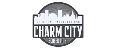 Charm City Screen Print