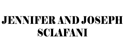 Jennifer and Joseph Sclafani